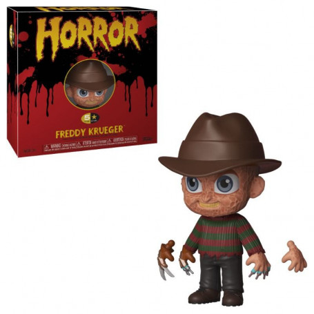 Funko 5 Star - Horror - Freddy Krueger