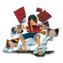 Bandai - One Piece - Story Age - Monkey D. Luffy