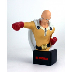 Semic One Punch Man buste / tirelire Saitama 20 cm
