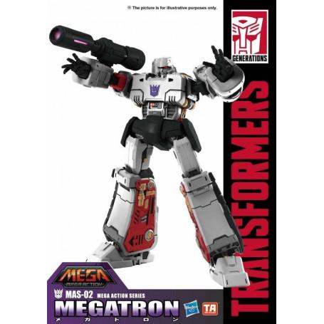 """Toys Alliance - MAS-02 - Megatron Mega 18"""" Action Figure"""