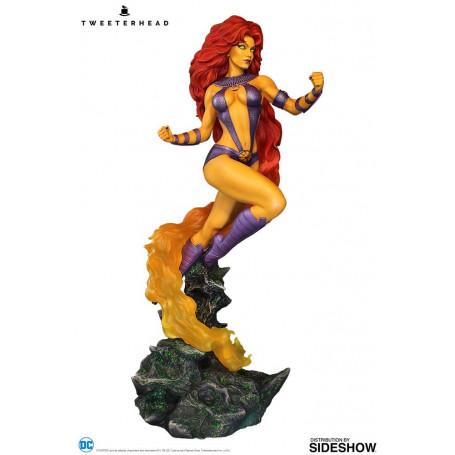 Tweeterhead DC Comics Statue Starfire