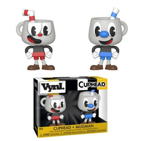 Funko - VYNIL Cuphead & Mugman