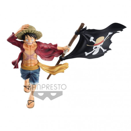 Banpresto - One Piece Magazine - Monkey D. Luffy