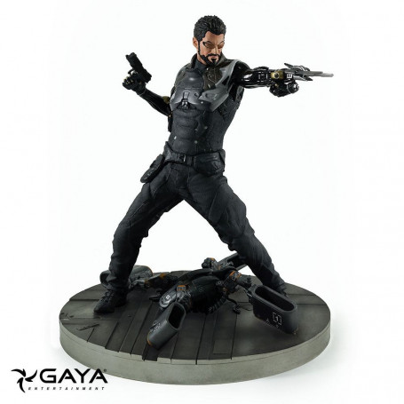 Square Enix - Gaya Entertainment -Deus Ex Mankind Divided - Adam Jensen PVC Statue - 21cm