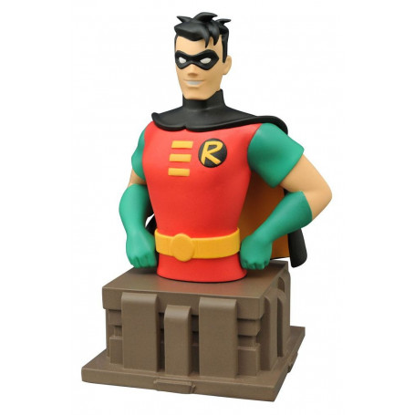 Diamond Select - Buste Robin - The Animated Series