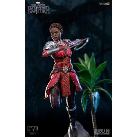 Iron Studios Marvel Statue Nakia BDS series 1/10