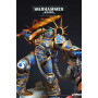"HMO - Premium Warhammer 40,000 Statue - ""Guilliman vs Chaos Space Marine Diorama"""
