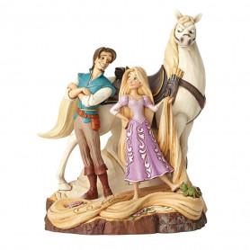 Enesco Disney Tradition Statue Raiponce Jim Shore