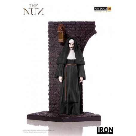 Iron Studio Statue La Nonne - The Nun - Deluxe Version - 1/10