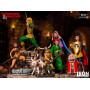 Iron Studios Dungeons & Dragons - Le Sourire du Dragon - statuette BDS Art Scale 1/10 Dungeon Master - 11 cm