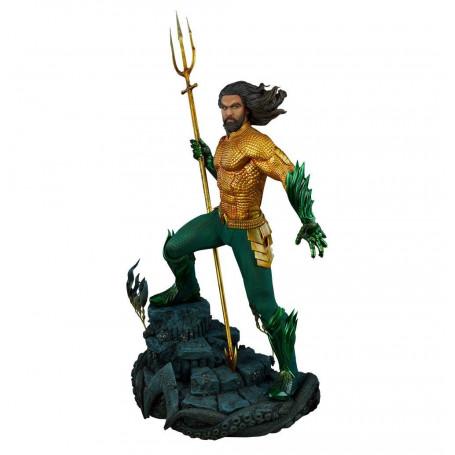 Sideshow DC Comics Statue Premium Format Aquaman - Movie 2018 - 64cm