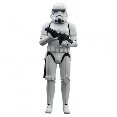 Hot Toys Star Wars - Movie Masterpiece 1/6 - Stormtrooper Deluxe Version - 30 cm