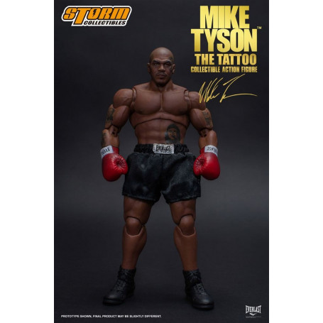 Storm Collectibles - Mike Tyson figurine 1/12 - The Tattoo 18 cm