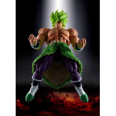 Bandai Dragon Ball Super Broly - SHF SHFiguarts - Super Saiyan Broly Full Power - 22 cm