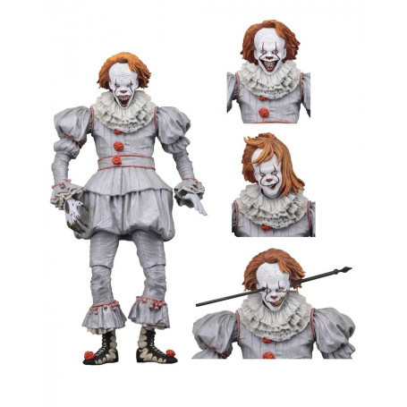Neca IT - CA - IL est revenu - Ultimate Pennywise Well House Version - 18cm