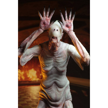 Neca Guillermo del Toro figurine Signature Collection - Le labyrinthe de pan - Pale Man
