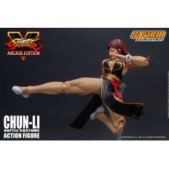 Storm Collectibles - Street Fighter V - Chun-Li Battle Dress 1/12