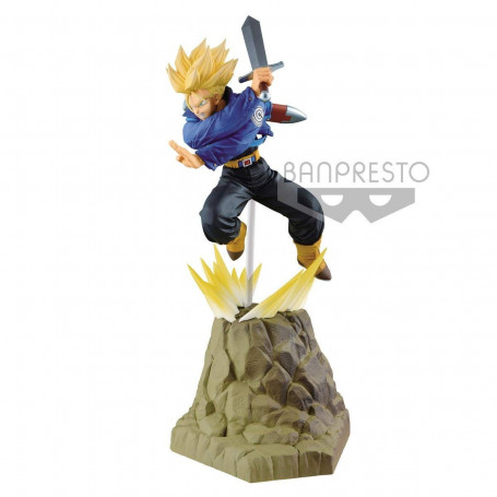 Banpresto Dragon Ball Z - Absolute Perfection Figure - Trunks
