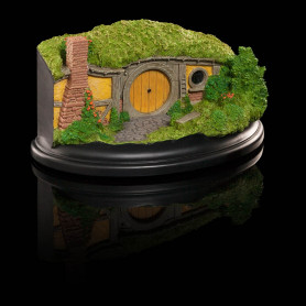 Weta Le Hobbit Un voyage inattendu statue 1 Bagshot row