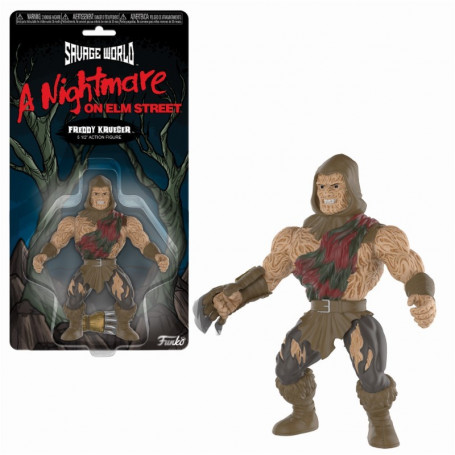 Funko Savage World - Figurine Freddy