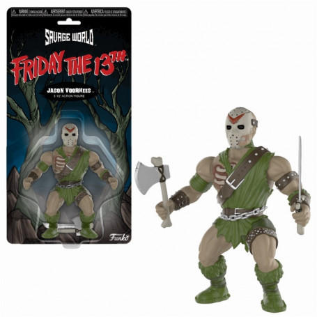Funko Savage World - Figurine Jason