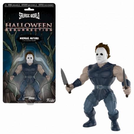 Funko Savage World - Halloween Figurine Michael Myers