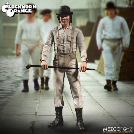 Mezco Orange Mecanique - A Clockwork Orange - figurine 1/6 Alex