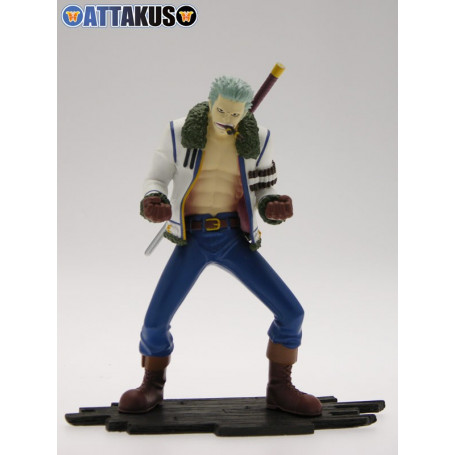 Attakus - One Piece - Smoker
