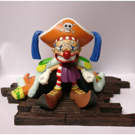 Attakus - One Piece - Buggy