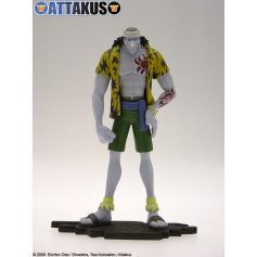 Attakus - One Piece - Arlong Statue résine