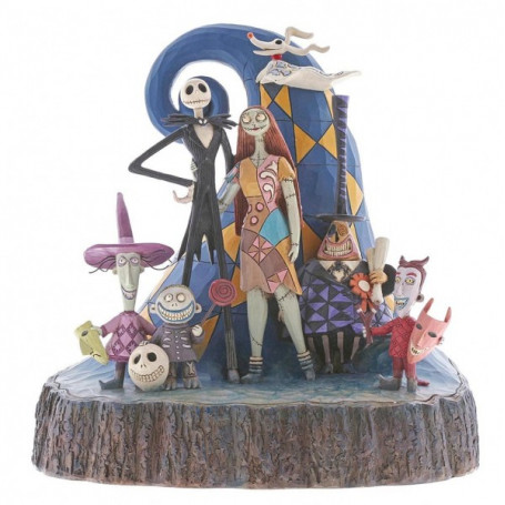 Enesco - Disney Traditions - What a Wonderfull Nightmare -