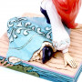 "Enesco Disney Traditions - la Petite Sirene Ariel ""Be Bold"""