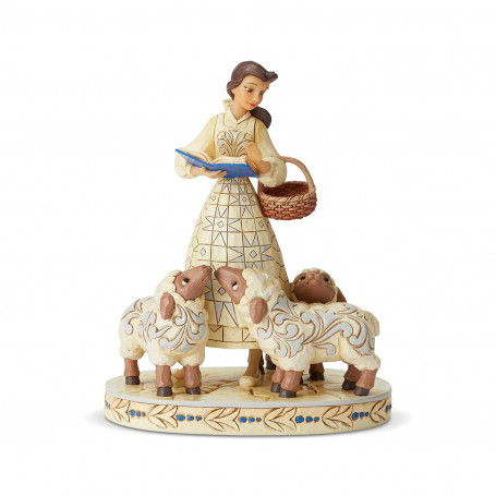 "Enesco Disney Traditions - Belle ""Bookish Beauty"""