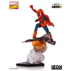 Iron Studios Spiderman - Hobgoblin - BDS Arts Scale Statue 1/10