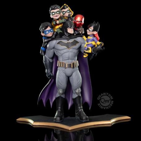 Quantum Mechanix Q-Master Batman Family