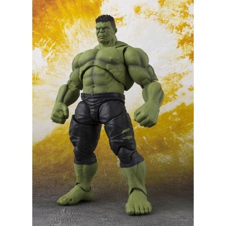 Bandai Marvel Infinity War SH Figuarts Hulk - SHF