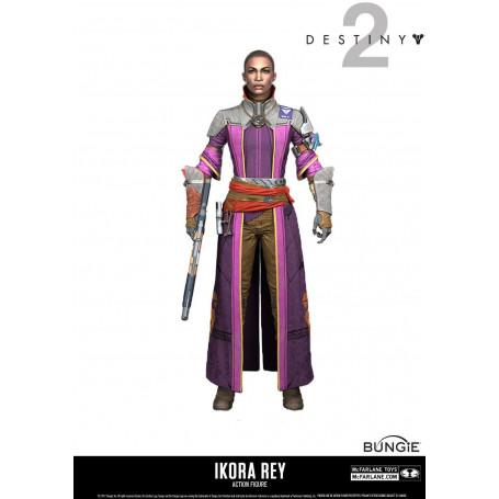 Mcfarlane Destiny 2 figurine Ikora Rey 18 cm