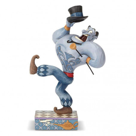 "Enesco Disney Traditions - Aladdin - le Genie ""Born Showman"""