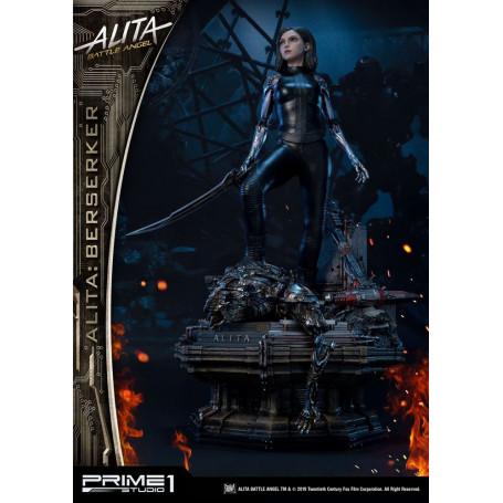 Prime 1 Studio Alita: Battle Angel statuette 1/4 Alita Berserker 64 cm