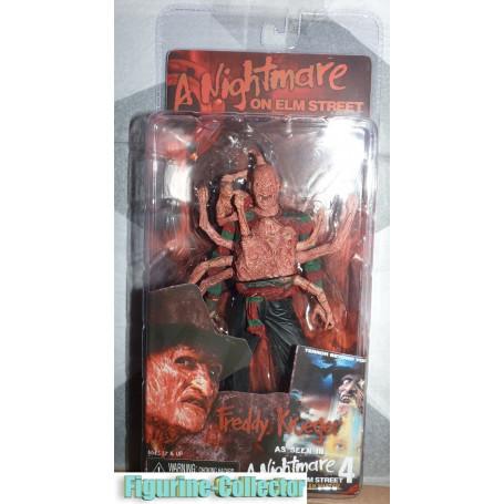 Neca Nightmare on elm street 4 - Serie 2 - Figurine freddy Dream master