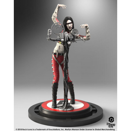 Marilyn Manson statuette Rock Iconz 1/9 21 cm