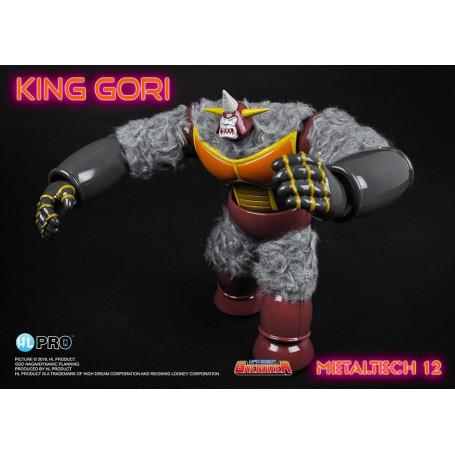 High Dream Figurine Metaltech 12 King Gori Die Cast