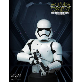 Star Wars Episode VII buste 1//6 First Order Snowtrooper PGM Exclusive 13 cm
