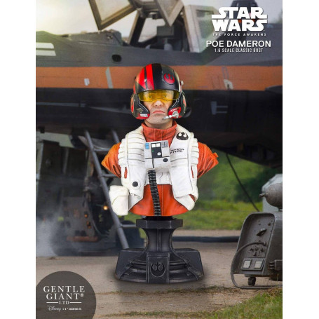 Star Wars Episode VII buste 1/6 Poe Dameron PGM Exclusive 16 cm