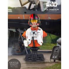 Star Wars Episode VII buste 1/6 Poe Dameron PGM Exclusive 16 cm