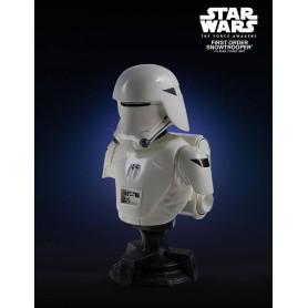 Star Wars Episode VII buste 1/6 First Order Snowtrooper PGM Exclusive 13 cm