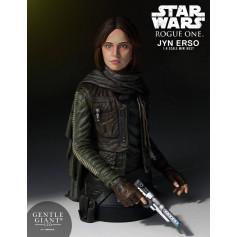 Star Wars Rogue One buste 1/6 Jyn Erso (Seal Commander) 16 cm