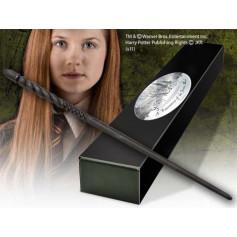 Harry Potter réplique baguette de Ginny Weasley (édition personnage)