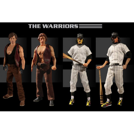 Mezco The One 12 The Warriors Deluxe Box Set
