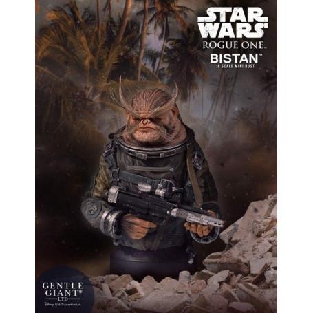 Gentle Giant Star Wars Rogue One buste 1/6 Bistan 19 cm